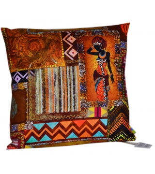 Almofada Afro Chic