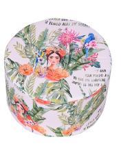 Pouf Frida étnico
