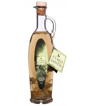 Vinagre de Vinho Branco com Orégão ALMOJANDA