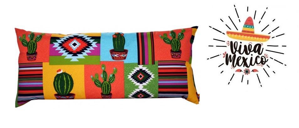 Almofada cactus